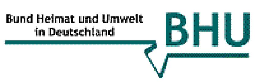 Upcoming Lecture / Bund Heimat und Umwelt in Deutschland (BHU) / Naumburg; Saale 1/10/2013