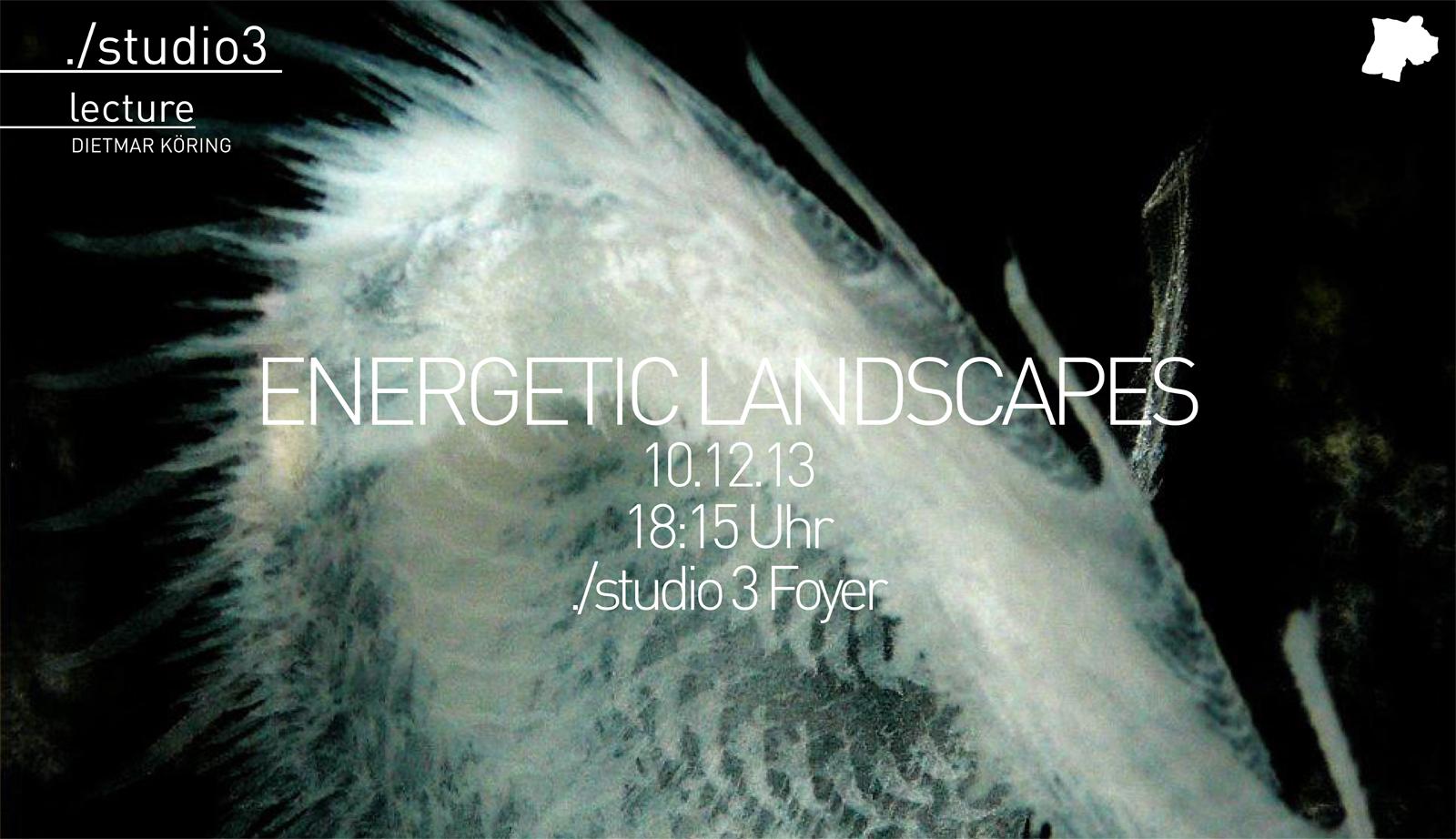 Lecture TU Innsbruck ./studio 3