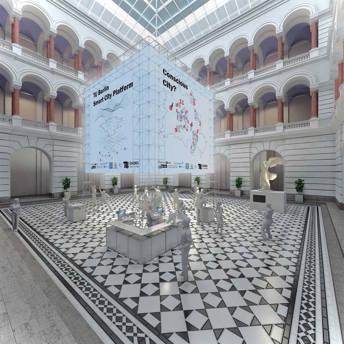 TU Berlin / Chora – BrainBox Programm – Lange Nacht der Wissenschaften 2015