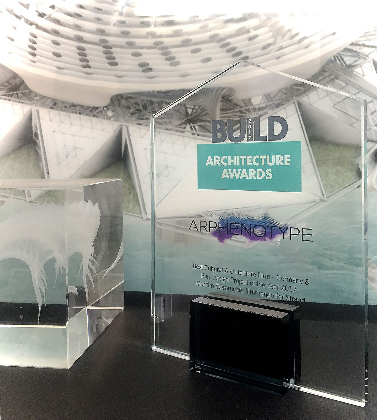 Best Cultural Architecture Firm Germany by Build Awards 2017