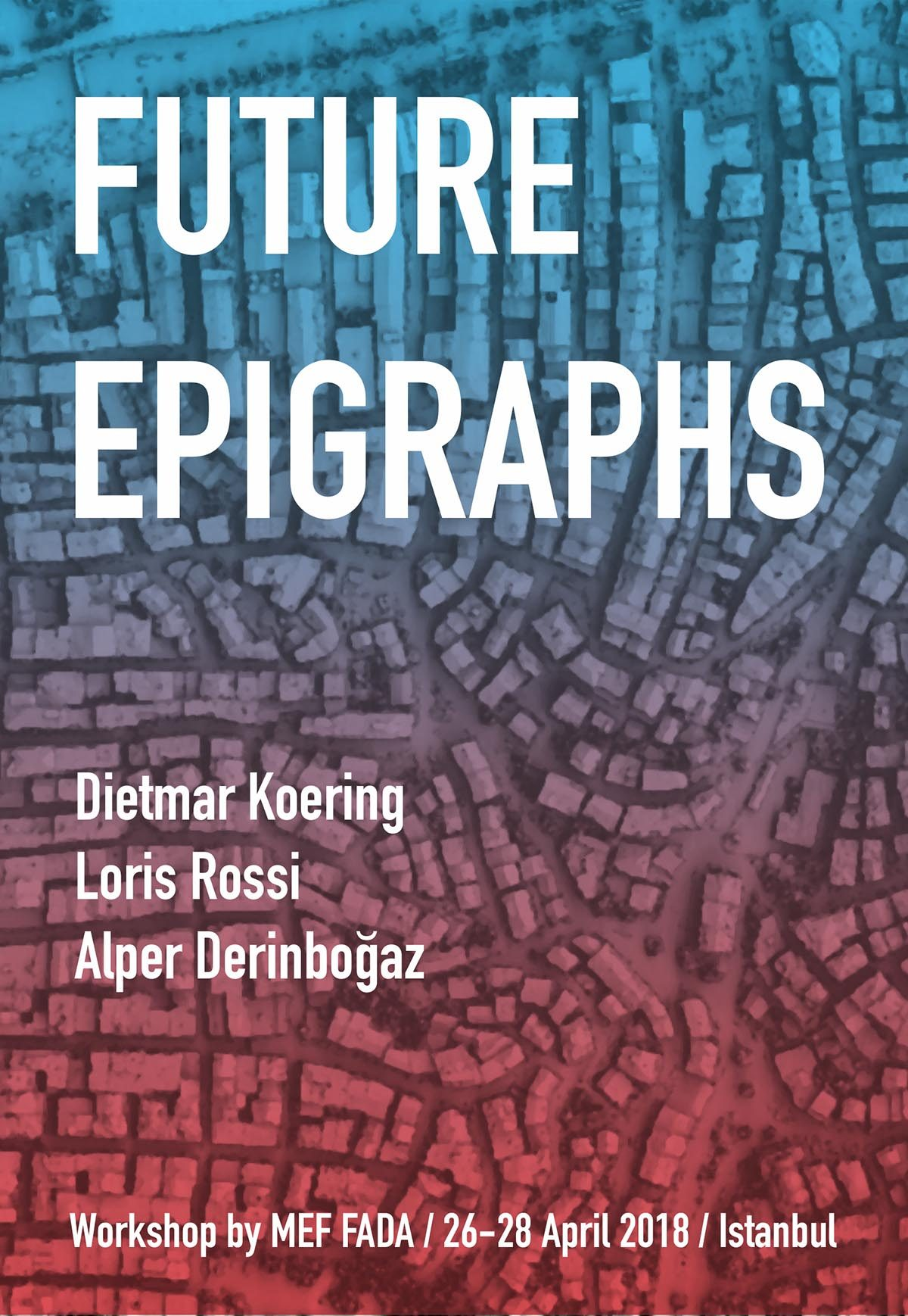 Future Epigraphs